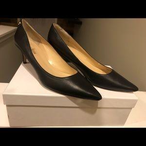 Women's Black Kitten Heels